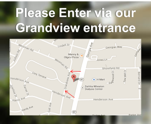 Map with Grandview